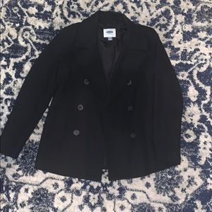 Old Navy Women's Peacoat Size Small